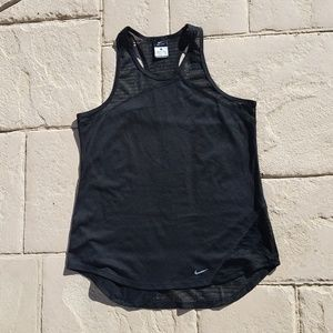 Black Nike Dri-Fit Tank Top